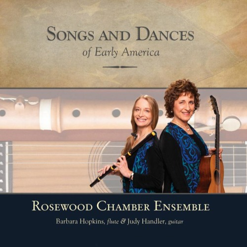 Cavatina from The Barber of Seville   performed by Barbara Hopkins & Judy Handler