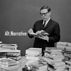 Alt.Narrative Podcast EP17: Ginger Johnson and the human connection