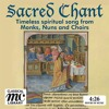 Sounding of the great bell;  Gregorian Chant: Tibi dixit cor meum