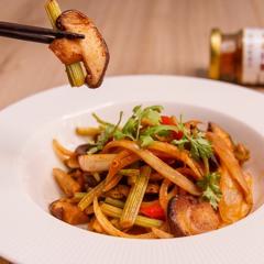 節氣至料理-川味什錦蔬菜