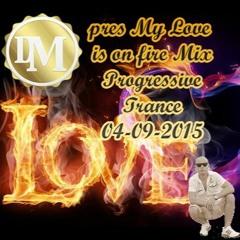 DonMarc - My Love Is On Fire - Progressive Trance 04 - 09 - 2015
