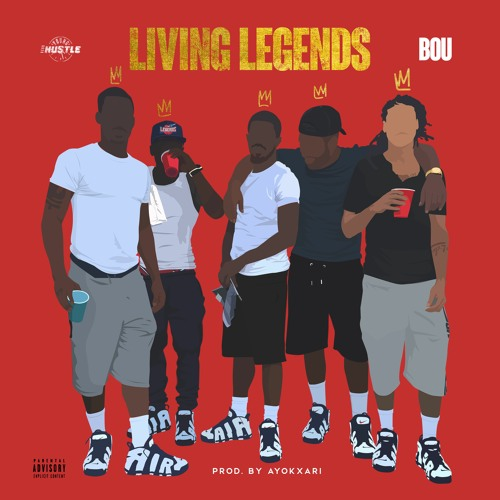 Bou - Living Legends