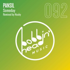 Pansil - Someday (Husky's Deluxe Disco Extended Mix)