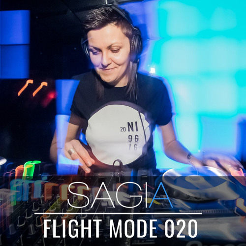 Sagia   Flight Mode 020 @Techno.FM   Trip Radio   Sine.FM