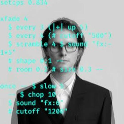 Steven Wilson - Personal Shopper — Algorave remix by th4