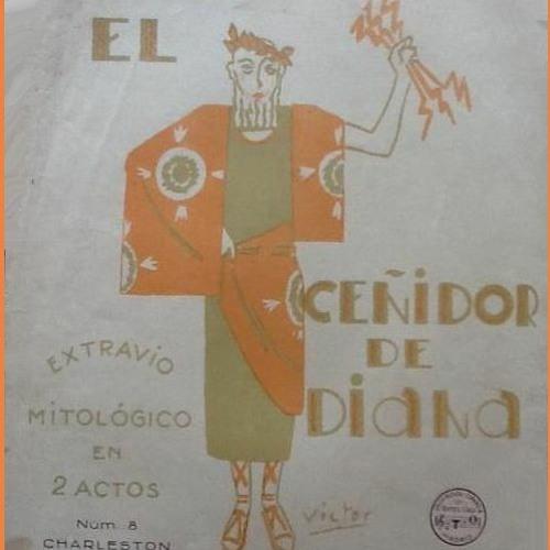 El ceñidor de Diana (1929)