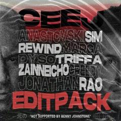 Ceej & Family Edit Pack