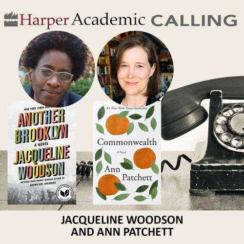 Jacqueline Woodson and Ann Patchett