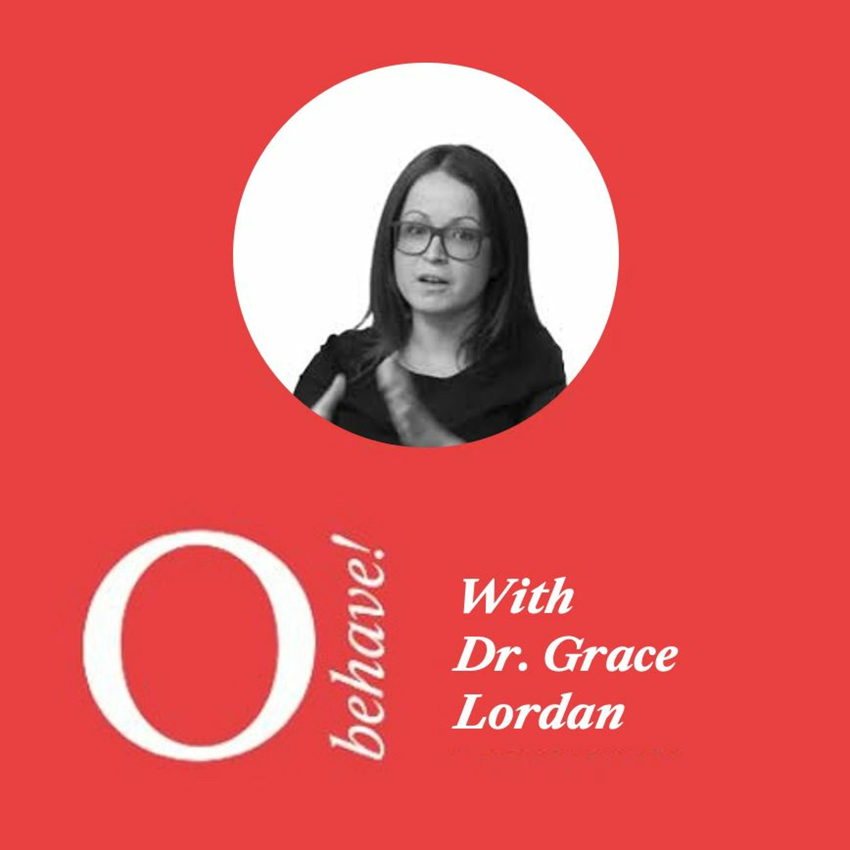 #33 - Dr. Grace Lordan - Think Big