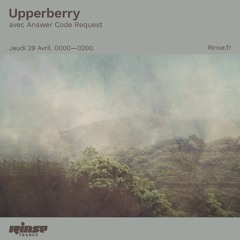 Upperberry | Answer Code Request