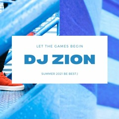 """Let the Games Begin"" Summer 2021 BE BEST;) 6-4-21"