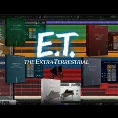 "Flying Theme (from ""E.T."") - John Williams - Cinematic Studio Series"