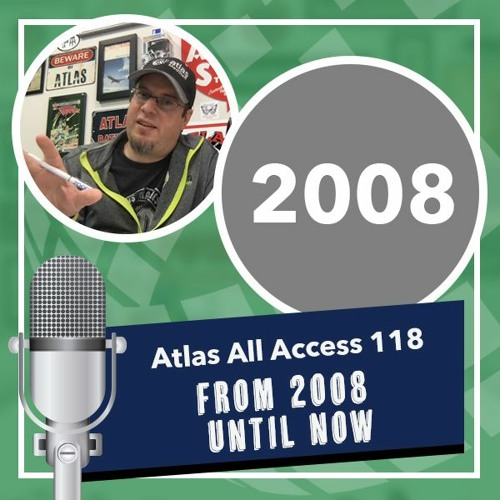 Reflecting on 2008 vs 2020 - Being a travel nurse in a pandemic - Atlas All Access 118