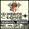 'PEACE+LOVE' live stream - #Newskool session 26/10/20