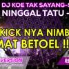 DJ KOE TAK SAYANG SAYANG VIRAL TIK TOK - NINGGAL TATU .mp3