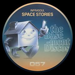 PREMIERE: Infrasoul - Discovery (Decent Rides Remix) [theBasement Discos]