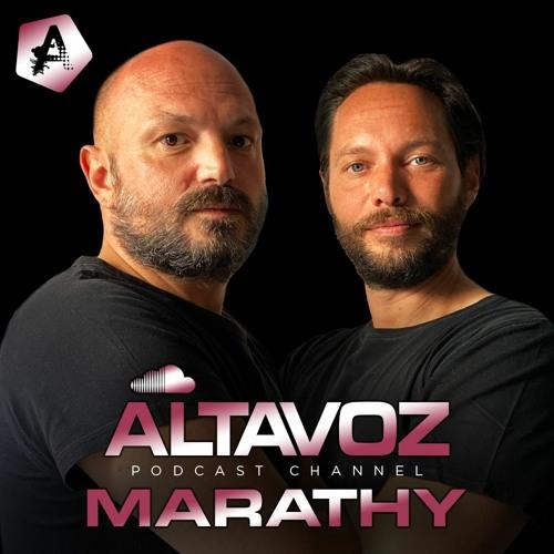 ALTAVOZ Podcasts presents MARATHY