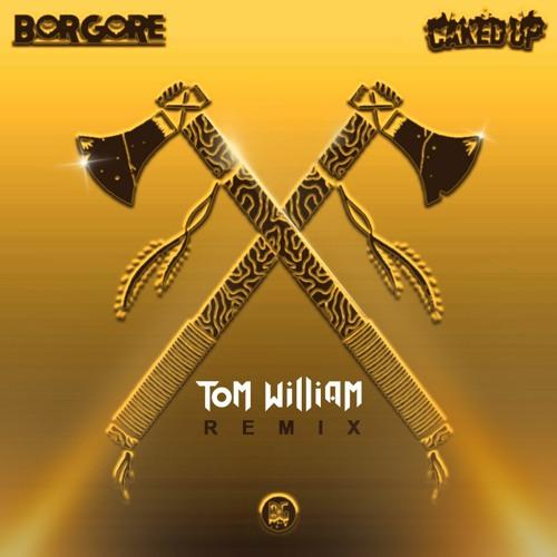 Borgore & Caked Up - Tomahawk  (Tom William Remix)
