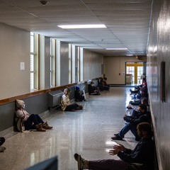 Natalie Leonardelli describes recent demonstrations on the UW-Eau Claire Campus