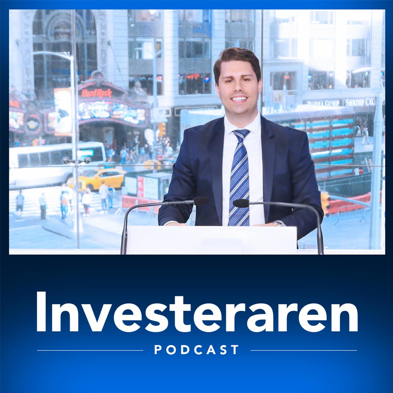Episod 208- Investeringsbolaget Creades noterar Creaspac