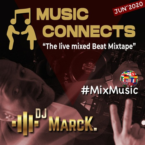 Music Connects 06-2020 (Live Mixed Beat Mixtape)