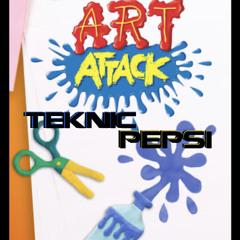 TekNic Vs. Pepsi - Art Attack (Beni Webers Verbastelstunde)