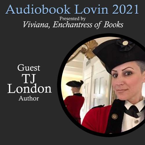 Audiobook Lovin' 2021 - Author T. J. London