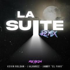 Reykon Ft. Kevin Roldan, J Alvarez Y Jamby El Favo - La Suite Remix