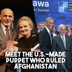 How elite US groups created Afghanistan's neoliberal President Ashraf Ghani, who stole $169 million