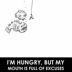 amish rage - my mouth is full of excuses