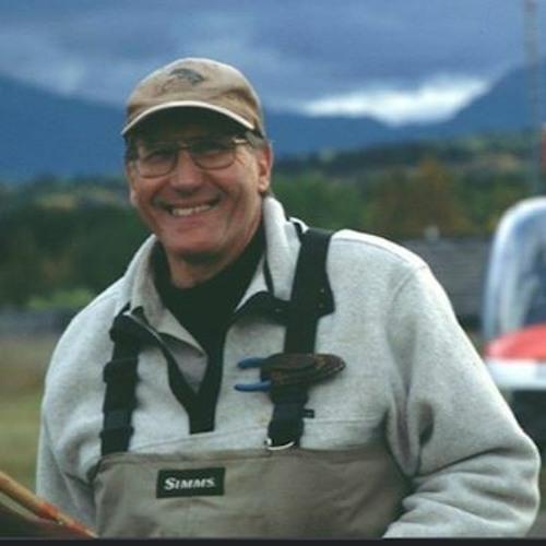 107 Lani Waller,  Steelhead Expert, Author, Fly Fisher