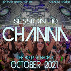 TECHNO MIX Session 10 | The Beatport Top 100 October 2021 Mix