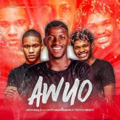 Awuo- Geovany Feat. Uami Ndongadas & Teo No Beat