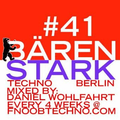 Bärenstark Techno Berlin #41 03.04.2021