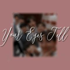 BTS - Your Eyes Tell LOFI ver.