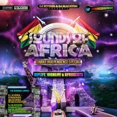 @DJScyther & @DJBlackstarGH Presents #SoundsOfAfrica5