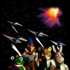 Star Fox - Corneria (N64 Style)