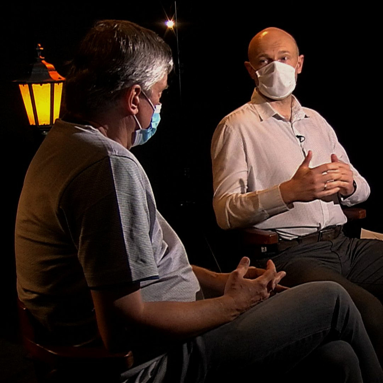 .pod lampou o uvoľňovaní: Je šanca, že sa vyhneme druhej vlne a vírus postupne zmizne?