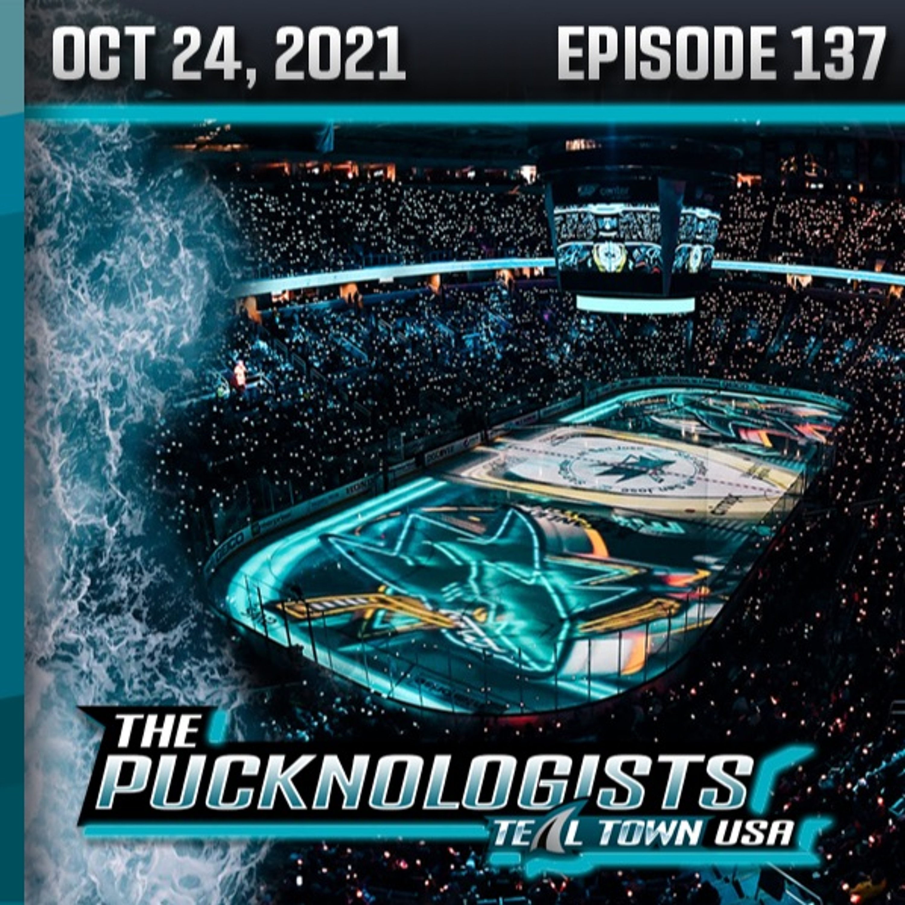 Sharks Go 4-1, Opening Night Notes, Kane Questions - The Pucknologists 137