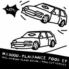 Preview - KX9000 Millenium Civic (Ground Plane Aerial remix)clip
