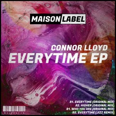 PREMIERE: Connor Lloyd - Everytime