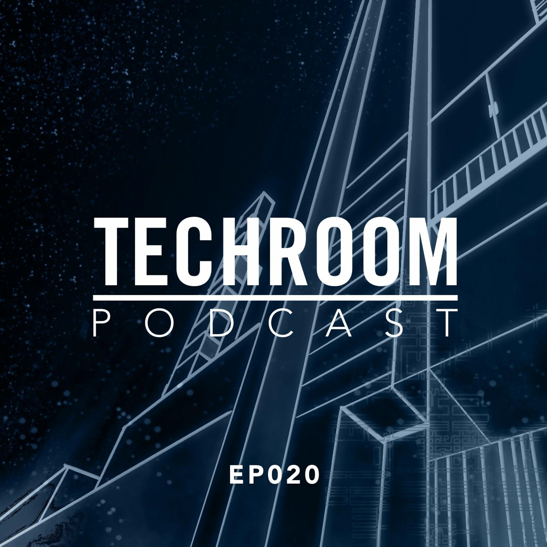 Techroom Podcast EP020 – Presented by Võrukael