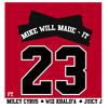 Mike WiLL Made-It - 23 (feat. Wiz Khalifa, Juicy J & Miley Cyrus)