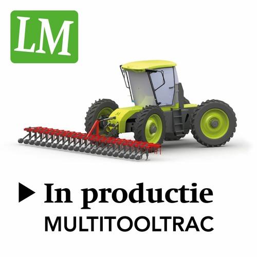In productie: MultiToolTrac   Afl. 3 - Waarom de nieuwe trekker (nog) niet 100% elektrisch is