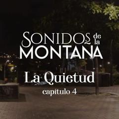 Capítulo 4: La Quietud