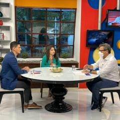 Arturo Cruz analiza en Canal 10 el panorama electoral de Nicaragua