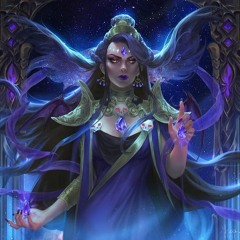 Asteria – the titan goddess of the Stars, prophetic dreams and necromancy!