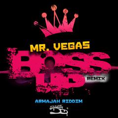 Mr Vegas - Boss Up_By DJ Jo°_REMIX