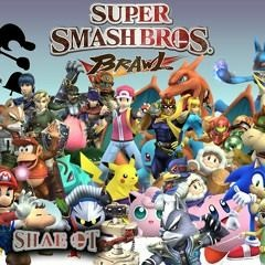 Super Smash Bros Brawl *Drill Remix*