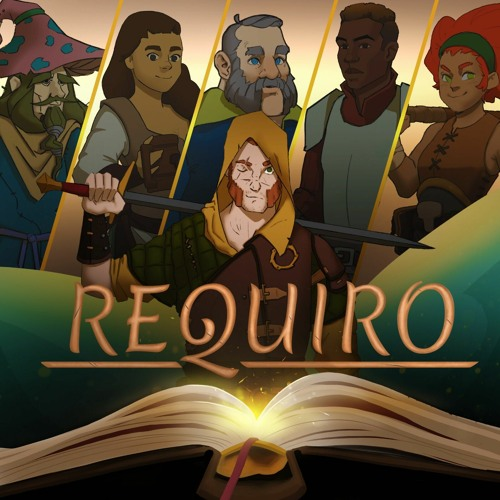 Map Theme | OST Requiro